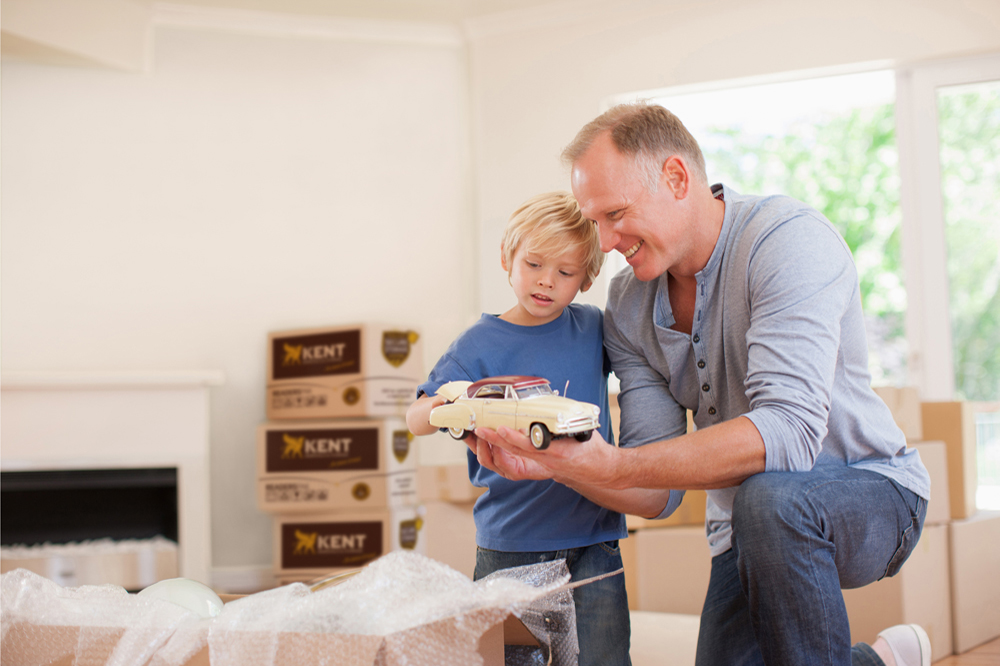 Tips & Tricks for Moving House with Children